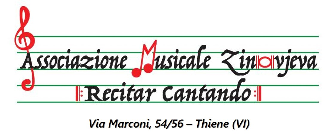 Associazione Musicale Zinovjeva Recitar Cantando A.P.S.